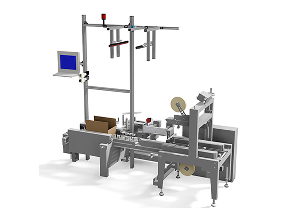 Case Packing Aggregation Labeling System - 1924 - Coding Solutions