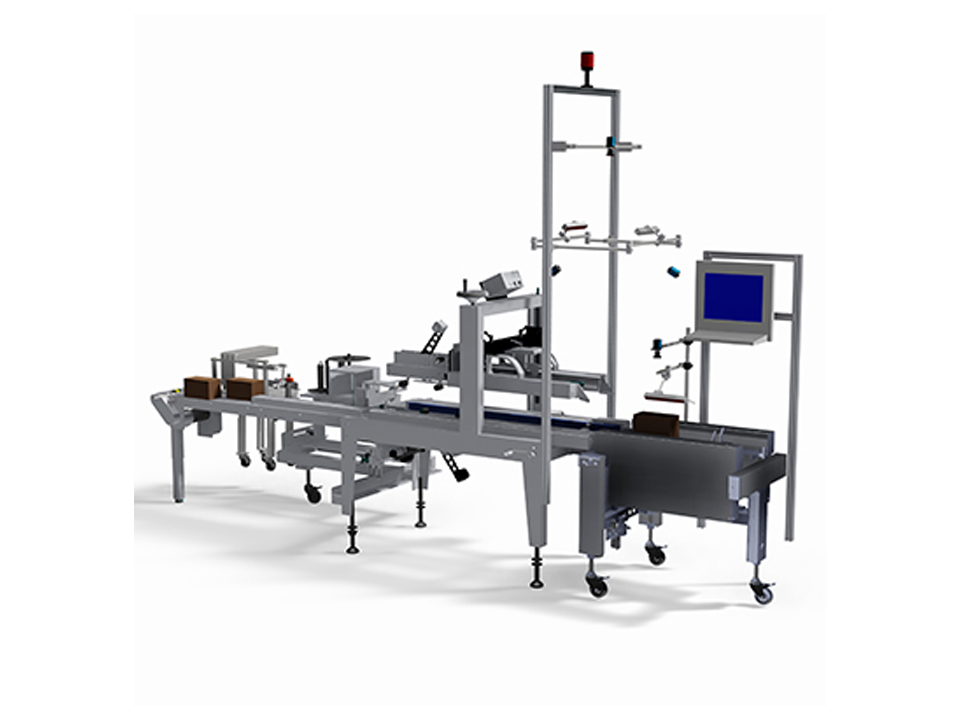Case Packing Labeling System for Pharam - 1423 - Coding Solutions