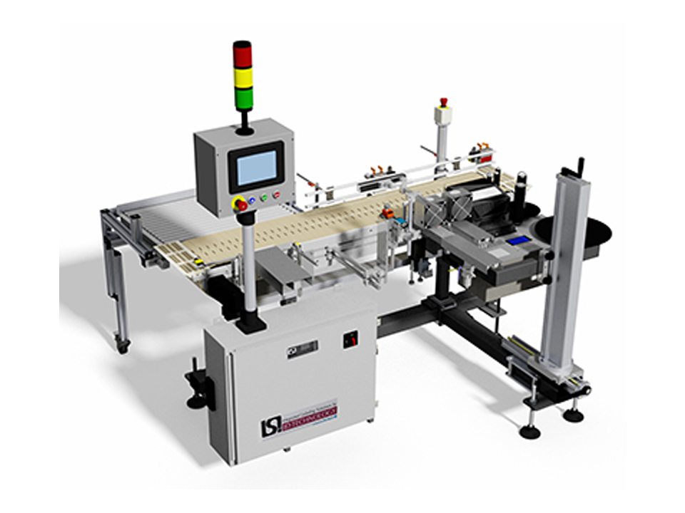 Case Packing & Aggregation - 1420 - Integrated Labeling Systems