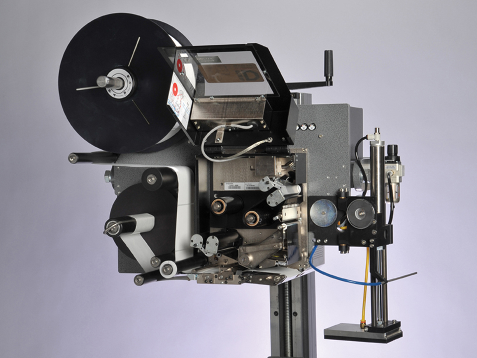 Service Position Tamp Label Applicator - 252 Open - Innovations