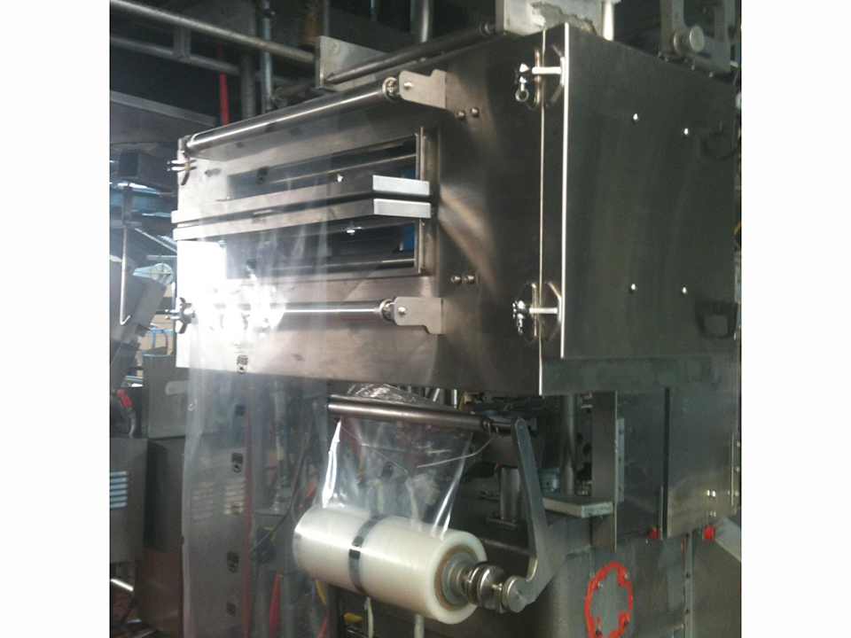 Stainless Steel Enclosure for Thermal Transfer Overprinter Enclosure - Innovations