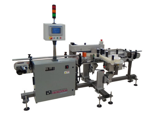 Front & Back Labeling System Model 1600 thumbnail