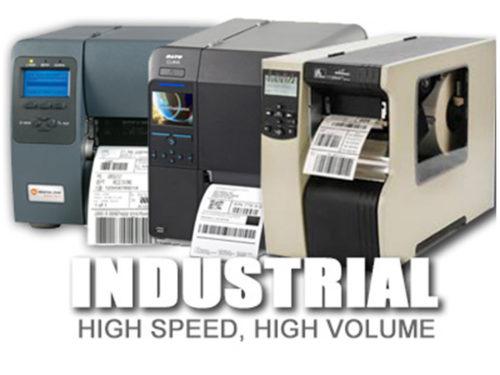 Industrial Thermal Printers  thumbnail