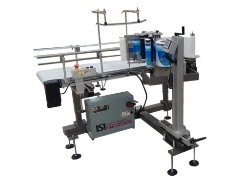 Side Panel Labeling System Model 1200 thumbnail