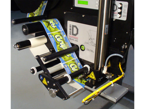 Upgradeable Label Applicator Model 252A thumbnail