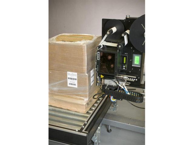 3 Panel Tamp Label Printer Applicator