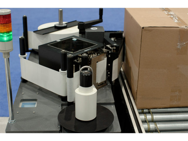 Corner Wrap Label Printer Applicator