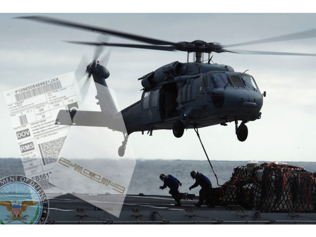Military Compliance Labels