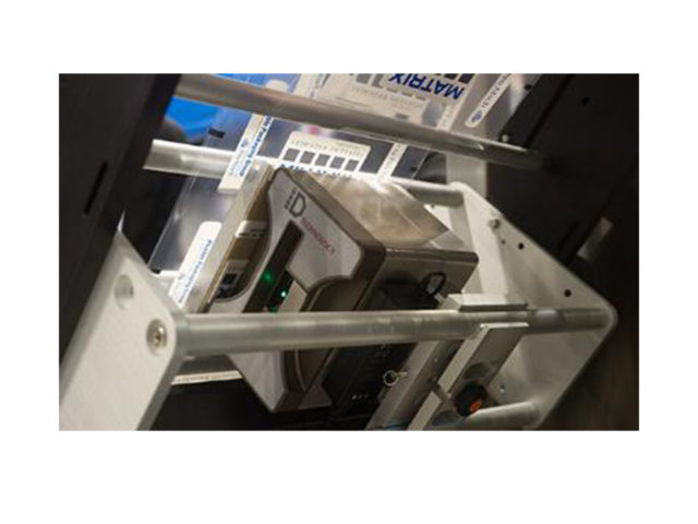 Thermal Transfer Overprinter Easyprint Compact 53C Id Technology