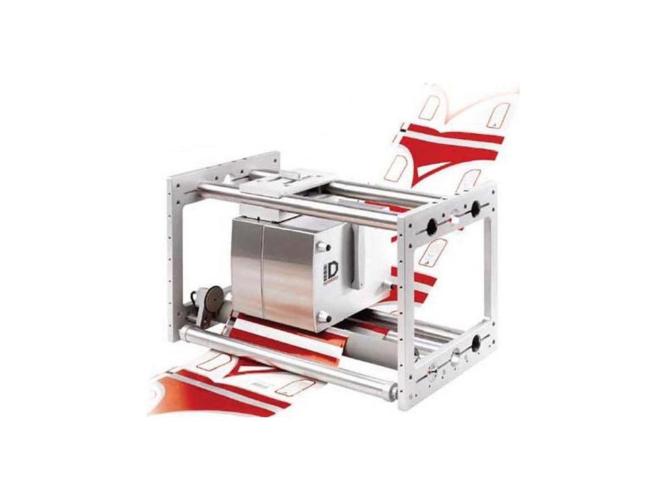 Communicator Ii Thermal Transfer Overprinter Id Technology