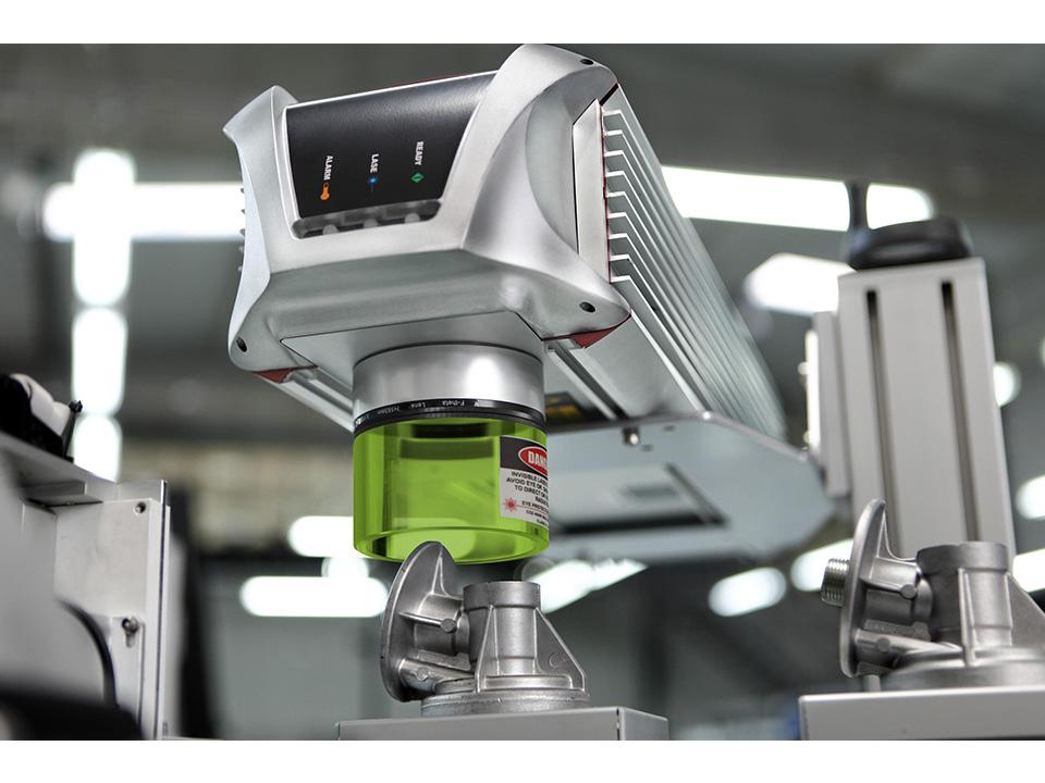 Economical YAG and Fiber Laser Coders - NANO Lasers - Laser Coders