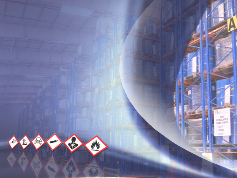 Guide To GHS - Chemicals Labeling Solutions