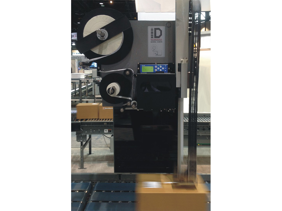 High Speed Electric Label Printer Applicator