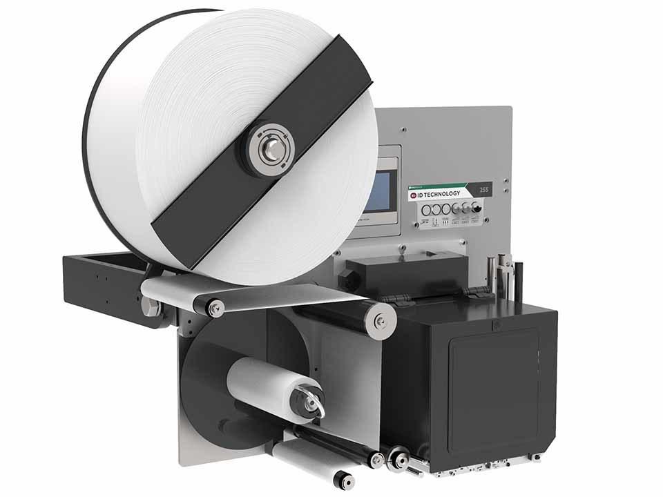 Model 255 Packml Label Printer Applicator Idt 360