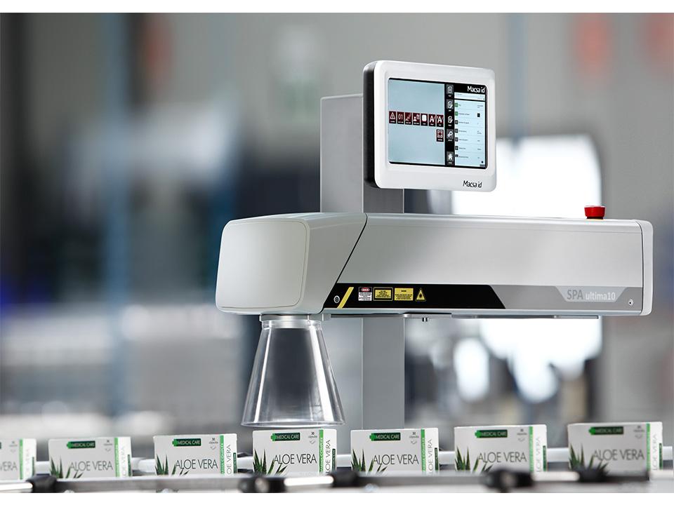 Modular Coding And Marking Laser