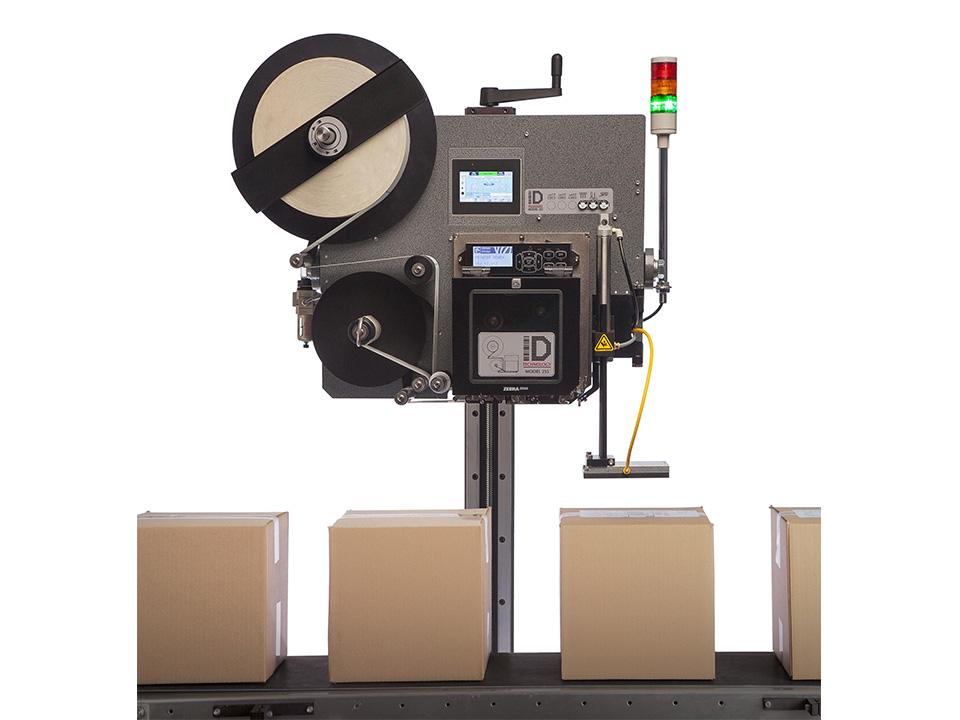 Packml Label Printer Applicator