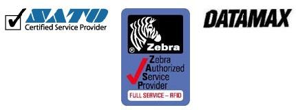 Sato, Zebra & Datamax Partners